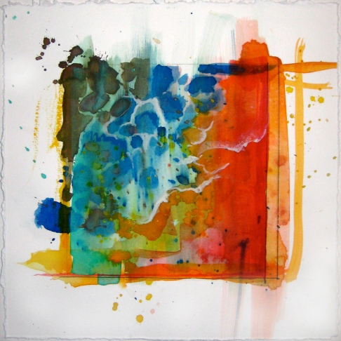 Small Watercolors