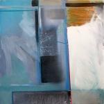 Glacial Arrangement 24x24 Oil on Canvas by Phillip Potter